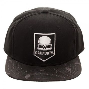 Call of Duty Infinite Warfare Digi Camo Snapback Hat