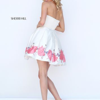 Sherri Hill 50327 prom dress