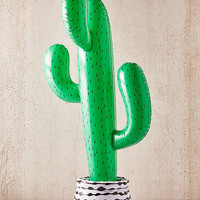 Inflatable Potted Cactus | Urban Outfitters