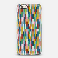 Bricks 3 iPhone 6 case by Project M | Casetify