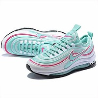 Nike Air MAX 97 New Fashion The Air Cushion Leisure Sports Running Men Shoes