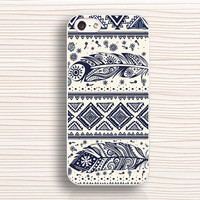 feather IPhone 4s case,art IPhone 4 case,blue pattern,IPhone 5s case,art IPhone 5c case,IPhone 5 case,new design case