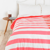 Urban Outfitters - Assembly Home Dual Stripe Duvet Cover