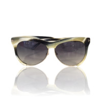 Tom Ford Mustard & Gold Sunglasses
