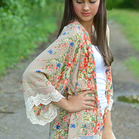 Islands In The Stream Kimono