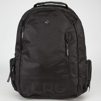 Lrg Research Backpack Black One Size For Men 24330310001