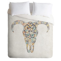 Loni Harris Wild West Duvet Cover