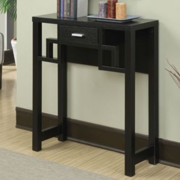 Modern One Drawer Console Table