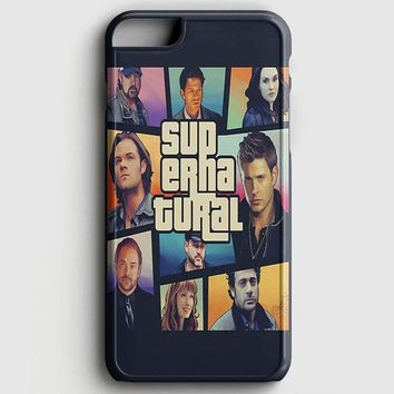 Supernatural Glass Break iPhone 7 Case