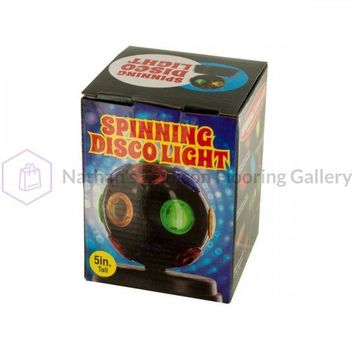 Mini Spinning Disco Party Light OL172