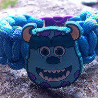 SULLEY Monsters Inc Survival Band