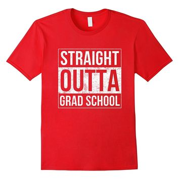 Funny Grad School Graduation Gift Masters Degree Doctorate