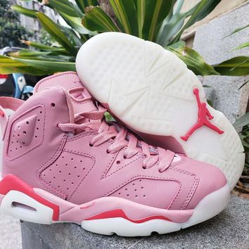 "Hot Nike Air Jordan 6 ""Tinker"" AJ5 Women Fashion Sport Basketball Shoes Size 36-40"