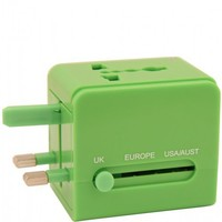 Universal Adapter Green