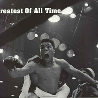 Muhammad Ali Greatest of All Time Poster 24x36