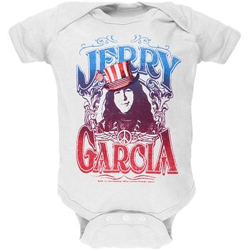 Jerry Garcia - America Baby One Piece