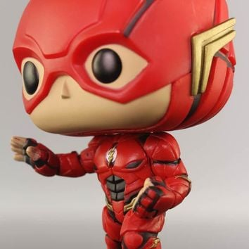 Funko Pop Heroes, DC Justice League, The Flash #208