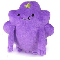 Adventure Time 8'' Lumpy Space Princess Plush Doll Licensed NEW