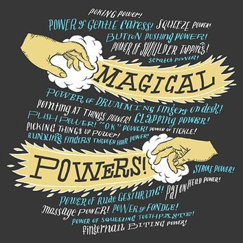 Magical Powers!