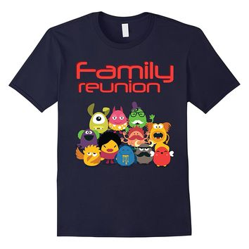 Family Reunion Funny & Cute Halloween T-Shirt