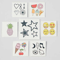 INKED by dani Temporary Tattoos, Multi