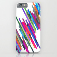 iPhone 6 Case - Crazy Lines B