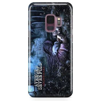 A7X Nightmare Samsung Galaxy S9 Plus Case | Casefantasy