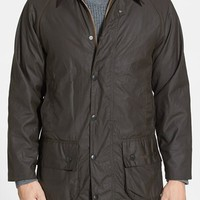 Men's Barbour 'Classic Beaufort' Relaxed Fit Waxed Cotton Jacket,