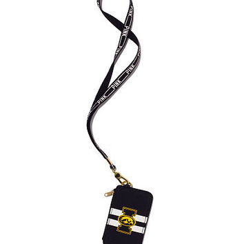 University of Iowa Lanyard - PINK - Victoria's Secret