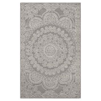 Lace Medallion Rug