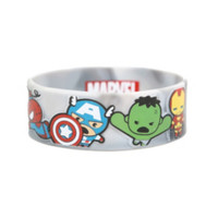 Marvel The Avengers Kawaii Rubber Bracelet