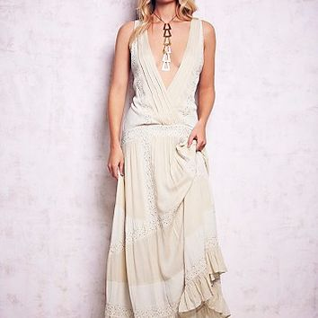 Free People Womens Oberoi Dress