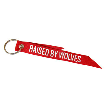 Remove Tab Keychain - One Size / Red