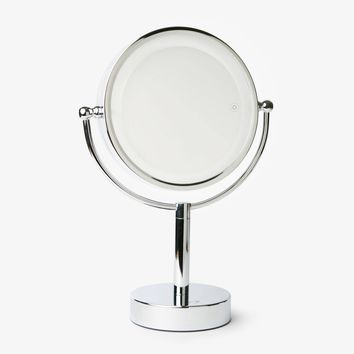 Gleam - Dual-Sided 1x/7x Magnifying Mirror