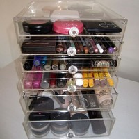 Makeup Organizer - Makeup Organiser by The Makeup Box Shop - Products
