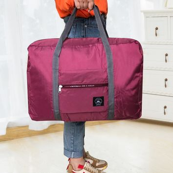 Travel Storage Bag With Handle
