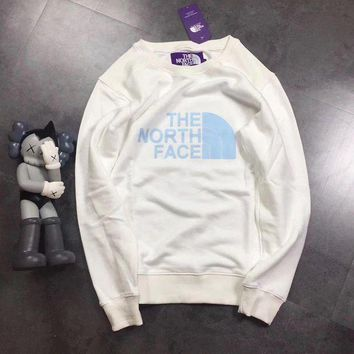 DCCKNQ2 THE NORTH FACE Woman Men Fashion Round Neck Top Sweater Pullover
