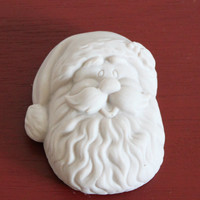 Large Santa Soap Perfect Winter Gift, Stocking Stuffer Pick your Color and Fragrance