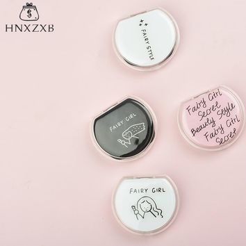 HNXZXB Fashion Women Contact Lenses Storage Box Girl Cute Contact lens Box Eyes Care Kit HolderTravel Washer Cleaner Container