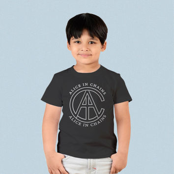 Kids T-shirt - Alice in Chains AIC Logo