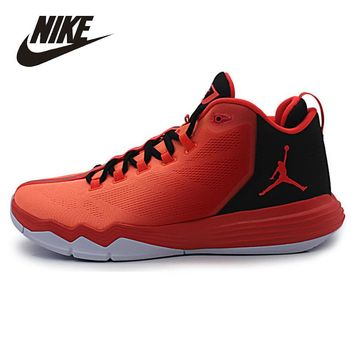 NIKE Original  AIR JORDAN CP3 Mens Basketball Shoes Comfortable High Quality Anti-slip outdoor Sport Shoes For Men