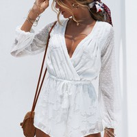 Amina Playsuit