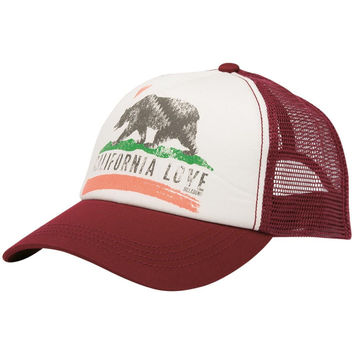 Billabong - Pitstop Trucker Hat | Black Cherry