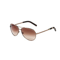 Marc by Marc Jacobs Striped Aviator Sunglasses