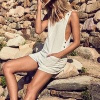 Jaybird Playsuit Natural – ROWIE The Label
