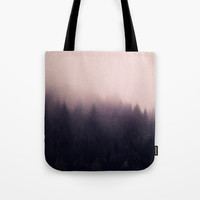 Warm winter Tote Bag by Printapix