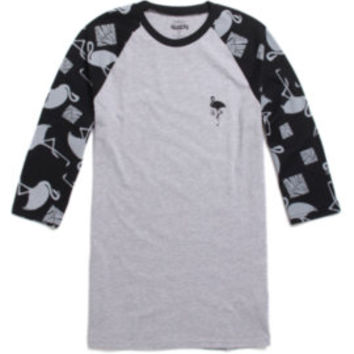 Volcom Flamingo Raglan T-Shirt at PacSun.com