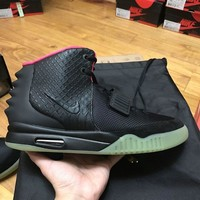 PEAPES5 Air Yeezy 2 Solar Red 508214-006