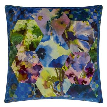 Designers Guild Kashmiri Cobalt Decorative Pillow