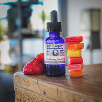 Strawberry Starburst E-Liquid